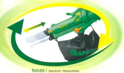 Soprador/Aspirador TRAPP 3000 watts - 220v, Em OFERTA, CORRA - Hs Floresta e Jardim