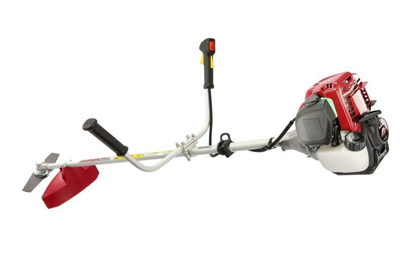 Roçadeira Honda UMK435T U2BT 4T 1,4CV 35,8cc lâmina 2 pontas - Hs Floresta e Jardim