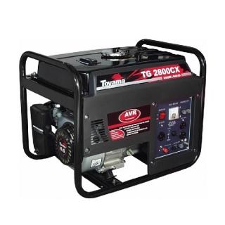Gerador gasolina TOYAMA TG2800CX 2400 watts
