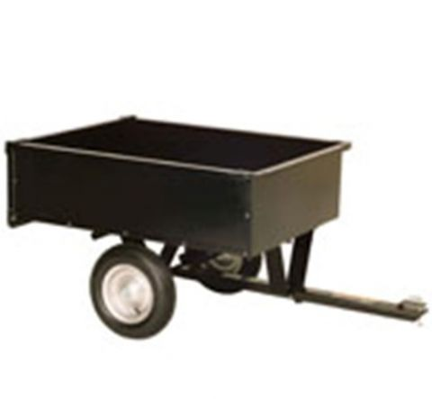 Carreta trator de cortador grama TRAPP - Hs Floresta e Jardim