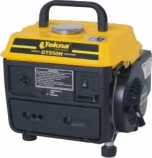 Gerador TEKNA GT950 950 watts 2 tempos à gasolina  - 220v
