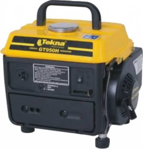 Gerador TEKNA GT950 950 watts 2 tempos à gasolina  - 220v - Hs Floresta e Jardim