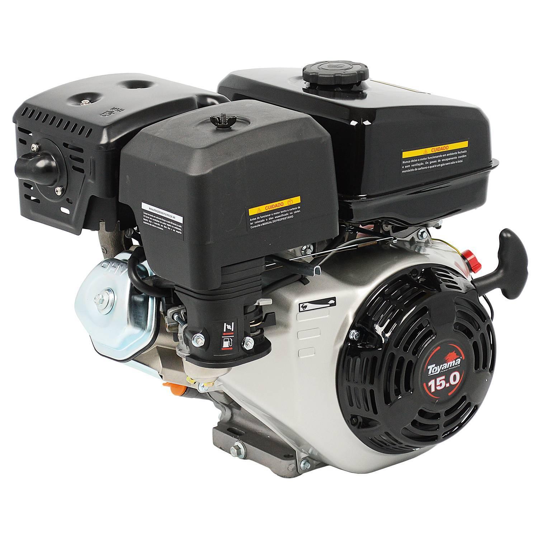 Motor TOYAMA 15HP 4T eixo 1