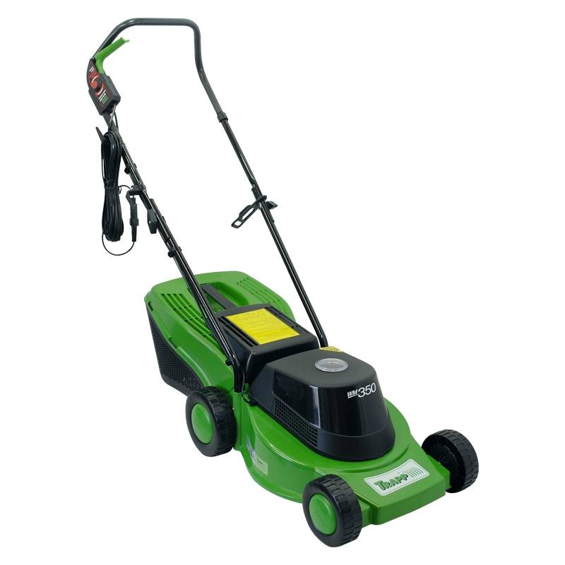 Cortador de grama TRAPP WM-350 1800 watts  110v, APROVEITE!! - Hs Floresta e Jardim