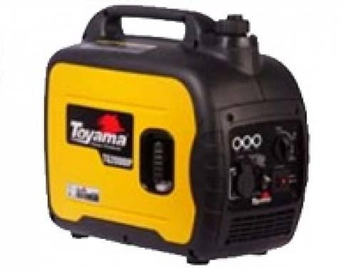 Gerador gasolina TOYAMA TG2000IP- 1,8kva 220v - Hs Floresta e Jardim