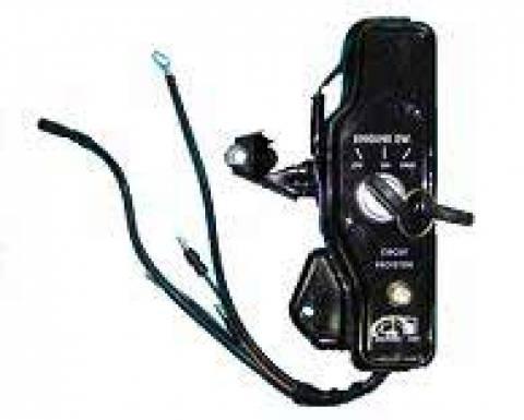 Kit ignição e chaves para motor 6,5HP, 13HP e 15HP  - Hs Floresta e Jardim