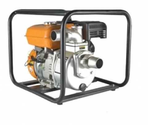 Motobomba BANDAI Autoescorvante - Gasolina 4T - 6,0HP - 2' x