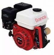 """Motor BRANCO 6,5HP 4T eixo 3/4"""" partida elétrica e kit chaves"""