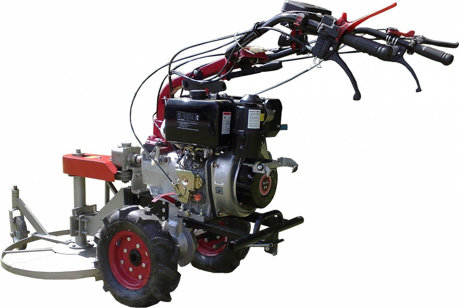 Roçadeira Frontal Maquinafort Motocultivador Para TDT110 - Hs Floresta e Jardim
