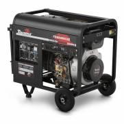 Gerador a Diesel Toyama TDG8000CXE3D Trifás.220v  8,0 kVA max