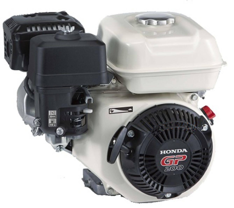 Motor HONDA 6,5HP GP200H QXB  c/ SENSOR OLEO - Hs Floresta e Jardim