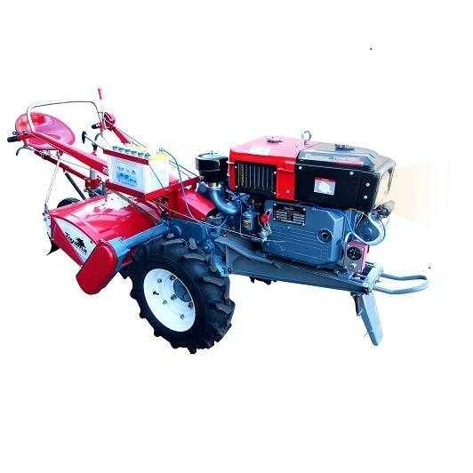 Motocultivador TOYAMA TDWT800E 16,5 HP de Potência - Hs Floresta e Jardim