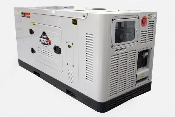 Gerador Toyama TD25SGE Diesel Monofásico 22 Kva Ref. á Agua - Hs Floresta e Jardim