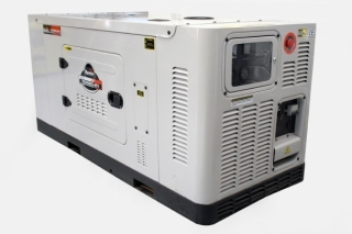 Gerador Toyama TD25SGE Diesel Monofásico 27,5Kva Ref. á Agua