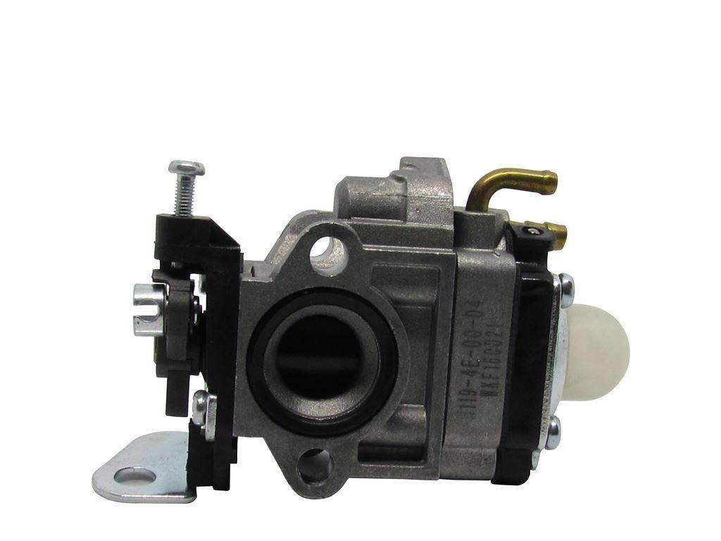 Carburador completo p/ roçadeira Toyama RT43L e Tekna L430TK - Hs Floresta e Jardim