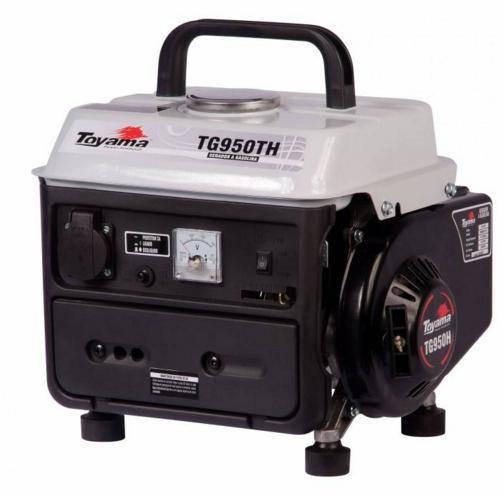 Gerador TOYAMA TG950TH - 110V - Gasolina - 800 Watts