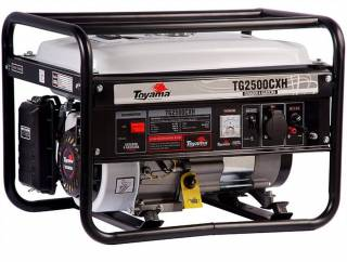 Gerador gasolina TOYAMA TG2500CXH 2200 watts 110v