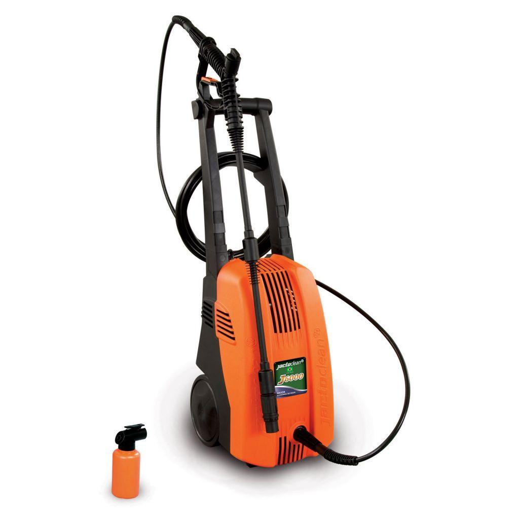 Lavadora de alta pressão J6000 JACTO CLEANING 110v - Hs Floresta e Jardim