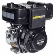 """Motor TOYAMA 8 HP diesel c/ partida elétrica eixo 1"""" TDE80EXP"""