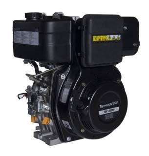 Motor TOYAMA 11 HP diesel c/ partida elétrica eixo 1