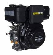 """Motor TOYAMA 11 HP diesel c/ partida elétrica eixo 1"""" TDE120EXP"""