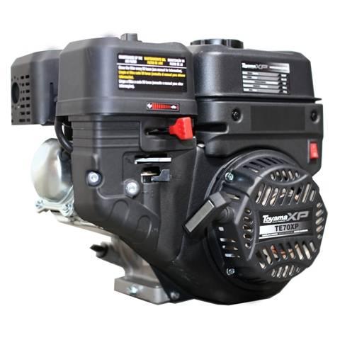 Motor TOYAMA TE70XP 7 HP eixo 3/4' c/ sensor de óleo
