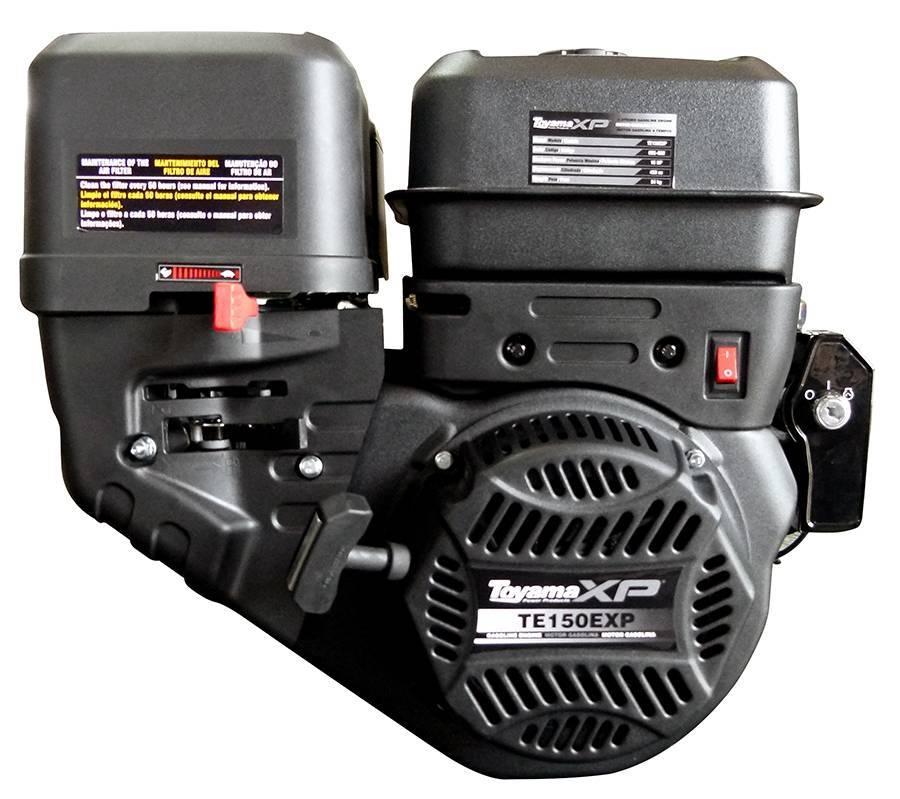 Motor TOYAMA TE150EXP 15 HP eixo 1' c/ partida elétrica
