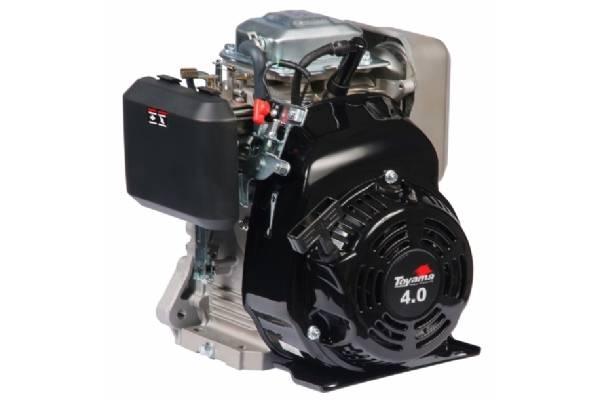 Motor TOYAMA TE40ZX 4,0HP à gasolina 149Cc s/ tanque - Hs Floresta e Jardim