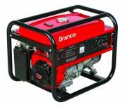 Gerador gasolina BRANCO B4T-8000 6,5 Kva - PARTIDA MANUAL