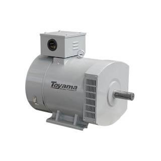 Alternador energiaToyama gerador trif 220V 15,5Kva TA15.0CT