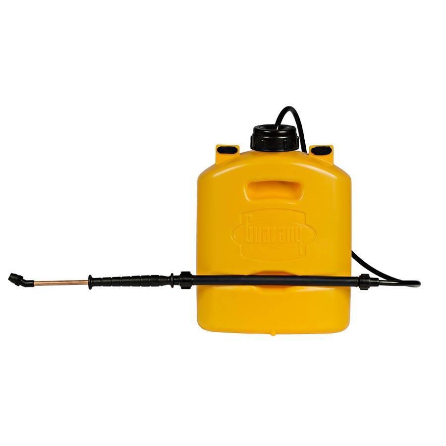 Pulverizador de alta pressão - 5 Litros Guarany - Hs Floresta e Jardim