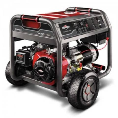 Gerador gasolina Briggs & Stratton elite Series 8000w 14,5HP