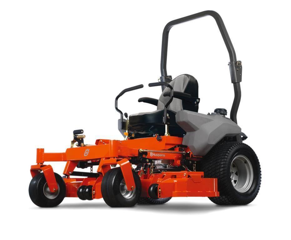 Trator giro-zero HUSQVARNA Z560X produtividade máx. 23.000m2 - Hs Floresta e Jardim