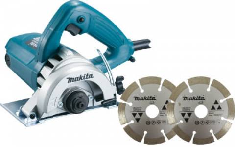 SERRA MÁRMORE MAKITA 110 MM - 127V - 4100NH3ZX2