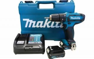 Parafusadeira de impacto Makita HP331DWYE à Bateria 12v