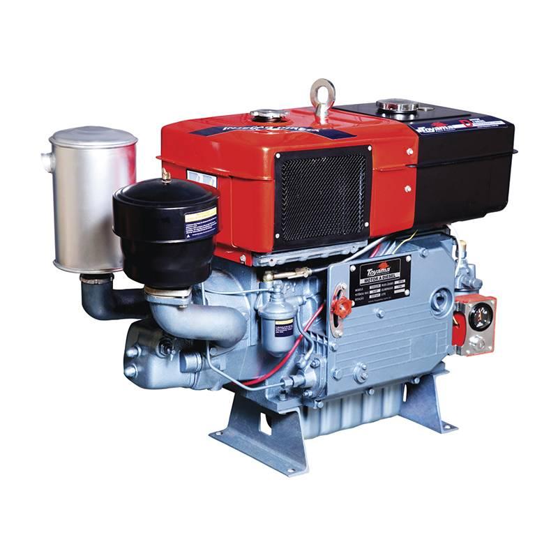 Motor DieselTDW18DR2903cc16,5hpPMANUAL Radiador Toyama - Hs Floresta e Jardim