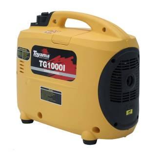 Gerador de Gasolina TG1000l 1kva P. Manual 220Volts Toyama