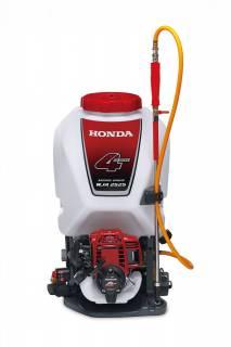 Pulverizador Costal Honda WJR 2525T a Gasolina 4T 7000rpm