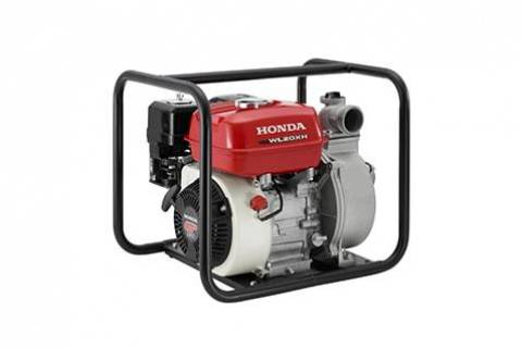 Motobomba Honda WL20XH Gasolina auto escorvante 2