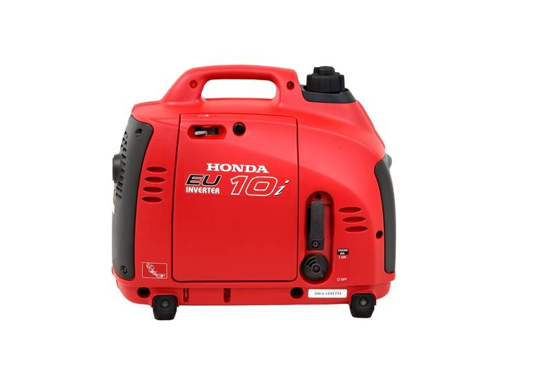 Gerador Honda EU10i Gasolina P. Manual 220v 1000W Monofásico - Hs Floresta e Jardim