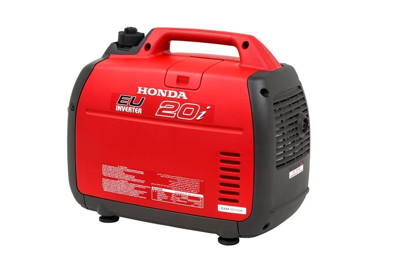 Gerador Honda EU20i Gasolina P. Manual 220v 2000W Monofásico - Hs Floresta e Jardim