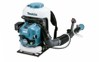 Atomizador Makita PM7650HG à gasolina 4 tempos 3,6Hp 2,7kW