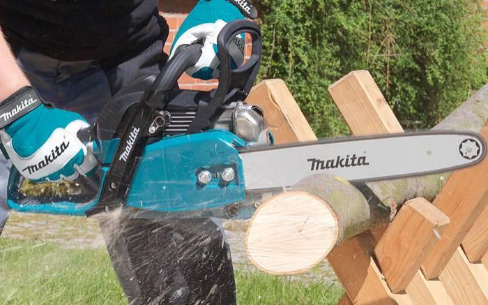 Motosserra Makita EA3502SBBG Gasolina 2T 2,3Hp, Em PROMOÇÃO! - Hs Floresta e Jardim
