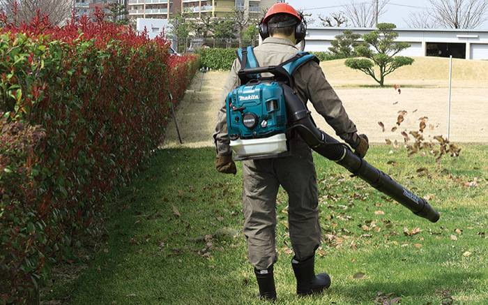 Soprador Makita EB7660THG Gasolina 4t 3.0kW alavanca partida - Hs Floresta e Jardim
