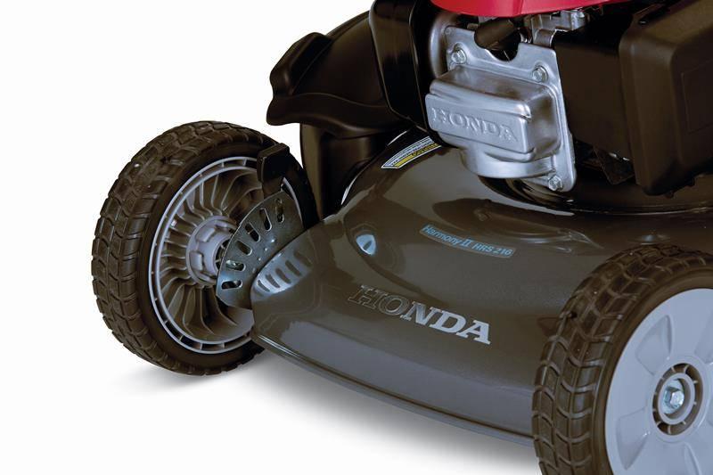 Cortador de Grama HRS Honda a Gasolina saída lateral 160Cc - Hs Floresta e Jardim