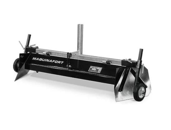Encanteirador 900mm COM Rodas p/ Micro Trator/motocultivador - Hs Floresta e Jardim