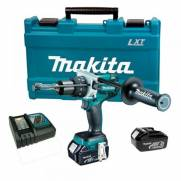 Furadeira de impacto c/ Maleta MakitaDHP481RFE bateria 18V