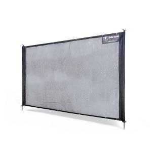 Protetor De Roçagem Flexível 5,0m Comprimento 1,5m Altura
