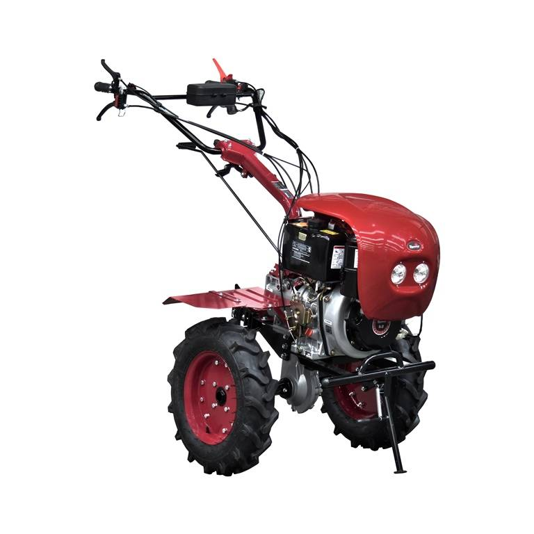 Motocultivador Toyama TDT110 Diesel 9Hp 418cc Farol c/ Aro12
