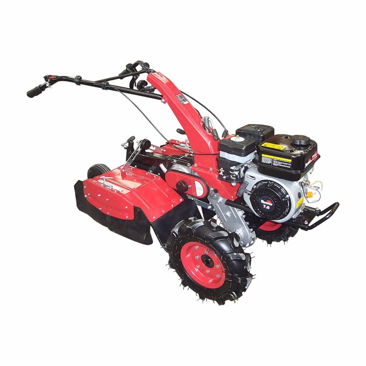 Motocultivador Toyama TT65 7,0 HP Uso para Aviário e Horta. - Hs Floresta e Jardim